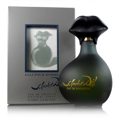THE SENSUAL DALÍ PERFUMES ON YOUR SKIN AND THE ART OF SCULPTURED BOTTLES