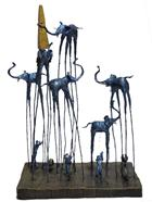 Elephants Sculpture | 406500100 | Salvador Dalí | Shop online Dalí | Surrealismstore